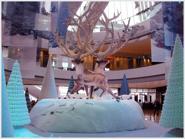 Natale bianco glaciale