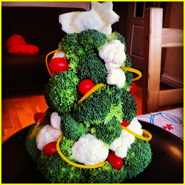 Lo spettacolo multicolor della natura sulla tua tavola di Natale
