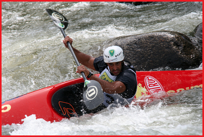 Tweedot blog magazine Molmenti kayak muscoli
