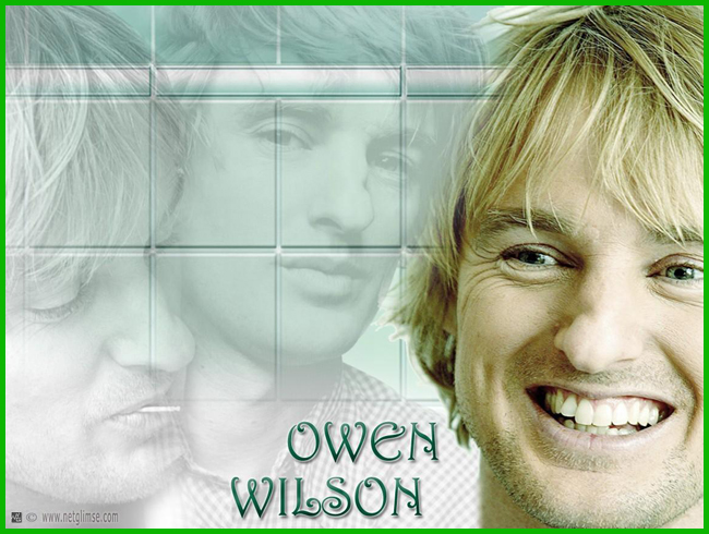 Tweedot blog magazine - Owen Wilson