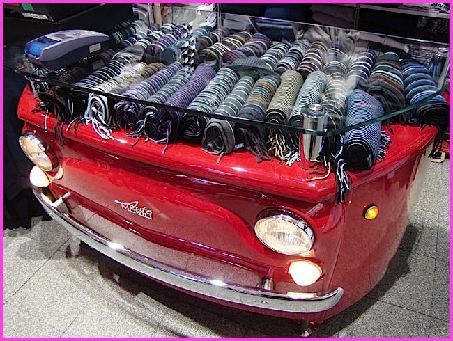 Letto A Forma Di Automobile : Auto arredamento: un auto mobile in casa