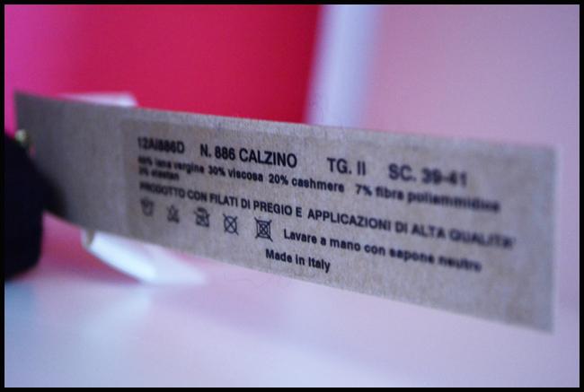 Tweedot blog magazine - Alto Milano tessuti pregiati per calze e calzini