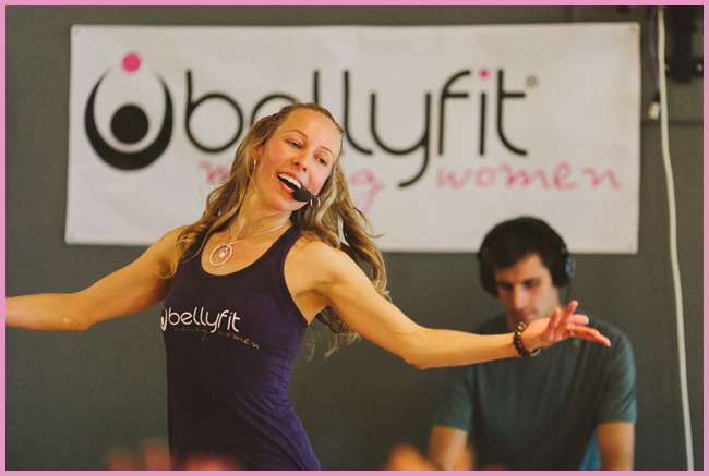 Tweedot blog magazine - Bellyfit fitness per donne