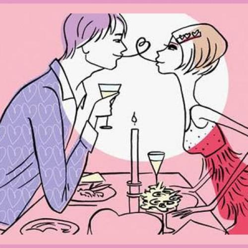 Tweedot blog magazine - San Valentino single