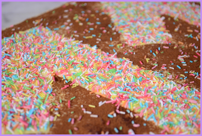 Tweedot blog magazine - tiramisu colorato per bambini
