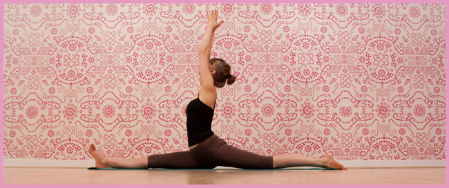 Tweedot blog magazine - yoga