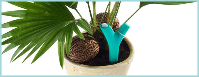 Tweedot blog magazine - Flower Power Parrot sensore wireless per piante - wireless sensor for plants