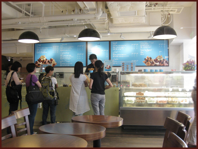 Tweedot blog magazine - Holly Brown Coffee Hong Kong gelato