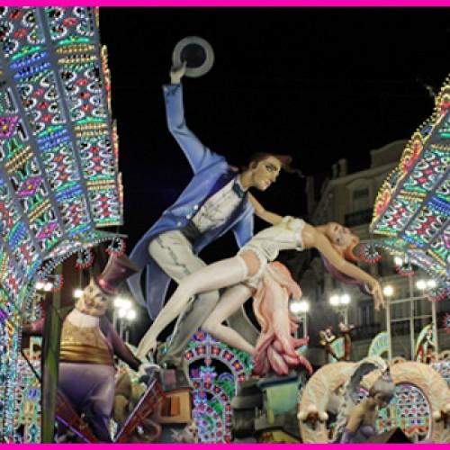 Tweedot blog magazine - Las Fallas en Valencia