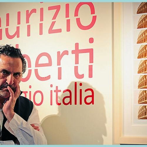 Tweedot blog magazine - Maurizio Galimberti Paesaggio Italia mostra Venezia 2013