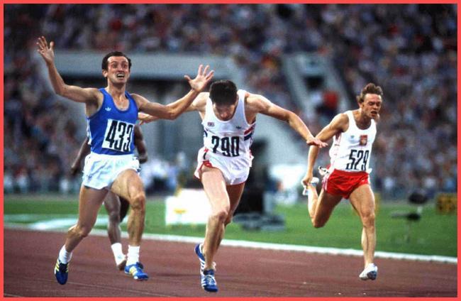 Tweedot blog magazine - Mennea le foto famose dello sport