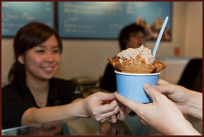 Tweedot blog magazine - gelato Holly Brown Hong Kong