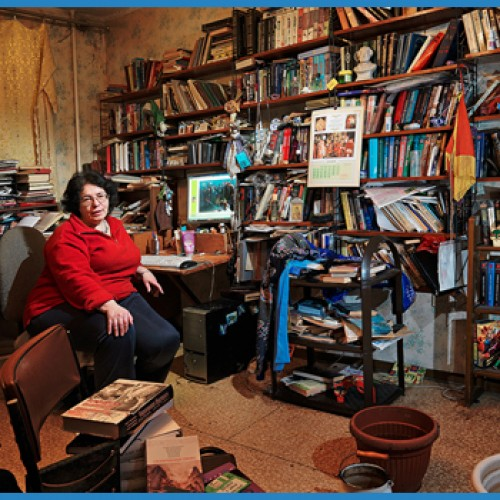 Tweedot blog magazine - 100 Rooms mostra fotografica a Venezia Vilnis Vitolins photographer