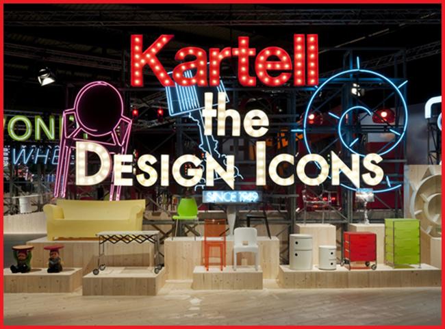 Tweedot blog magazine - Kartell Salone del Mobile di Milano