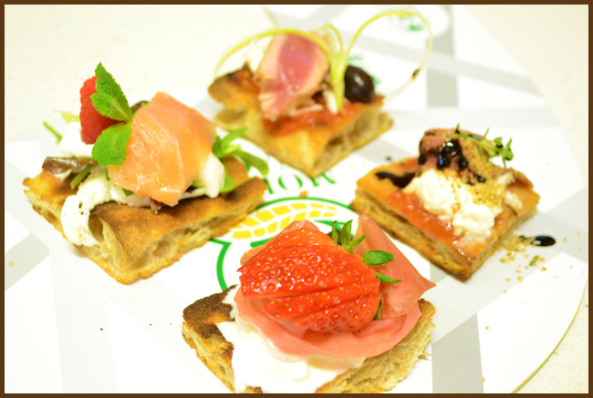 Tweedot blog magazine - Pizza gourmet Università della Pizza Vinitaly 2013 Fantasy Pizzeria