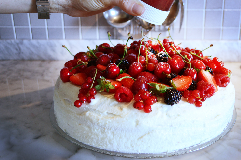nuove idee per una torta decorata alla frutta tweedot