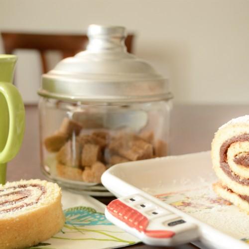 Tweedot blog magazine - Dolce Rotolo alla Nutella
