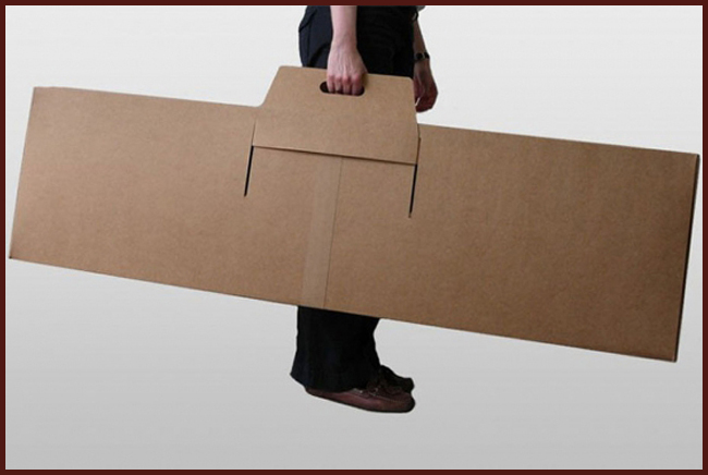 Tweedot blog magazine - Kartoni calcetto packaging