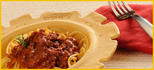 Tweedot blog magazine - Pappami dish Made in Italy