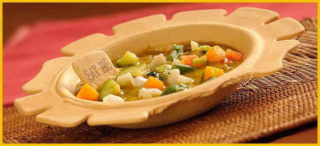 Tweedot blog magazine - Pappami piatto di pane per zuppa