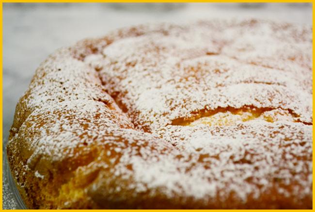 Tweedot blog magazine - colazione e merenda con la torta semplice al limone