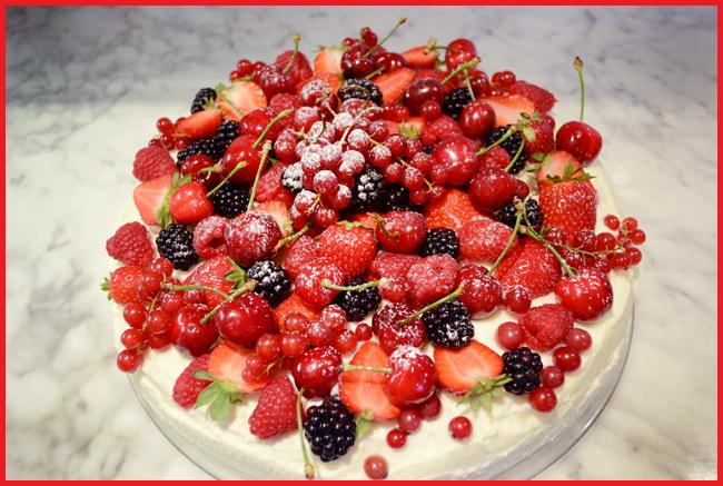 Ben noto Tweedot blog magazine - come decorare una torta di compleanno di  SW83