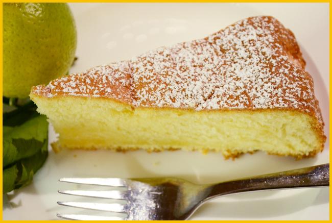 Tweedot blog magazine - ricetta e procedimento per una torta soffice al limone naturale