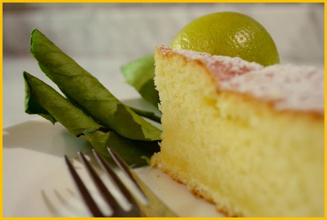 Tweedot blog magazine - torta soffice al limone di Barbara Donadello