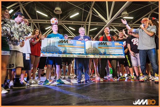 Tweedot blog magazine - Baddanation from Da Move Italia a The JamBO 2013 basket freestyle worldchampion