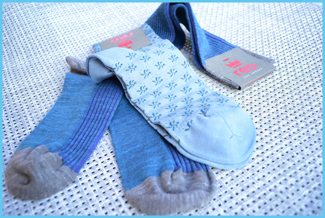 Tweedot blog magazine - Calze e calzini di tendenza Red Sox Appeal