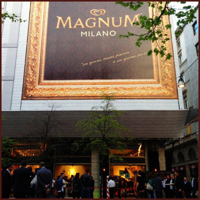 Tweedot blog magazine - Magnum Store Milano