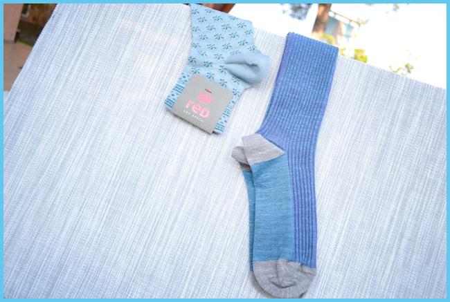 Tweedot blog magazine - Red Sox Appeal calze moda