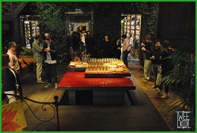 Tweedot blog magazine - Replay store Milano House of Marley event