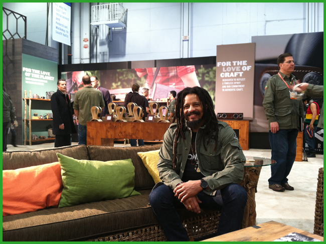 Tweedot blog magazine - Rohan Marley presenta House of Marley