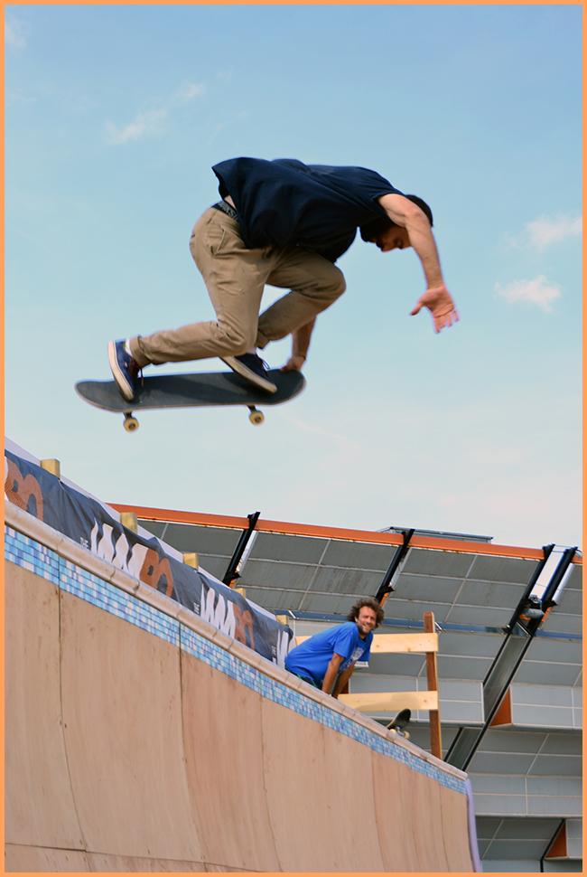 Tweedot blog magazine - The JamBO Bologna 2013 skateboard freestyle