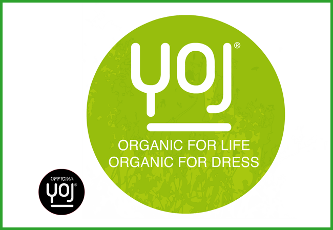 Tweedot blog magazine - YOJ Organic for life organic for dress