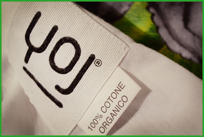 Tweedot blog magazine - YOJ magliette in cotone organico