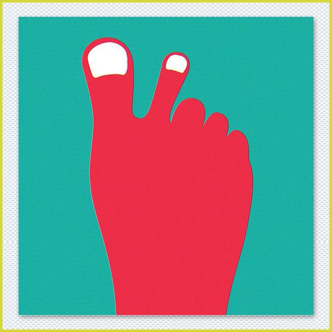 Tweedot blog magazine - flip flop peace