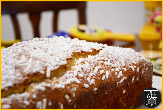 Tweedot blog magazine - ricetta facile e veloce del plumcake alla ricotta