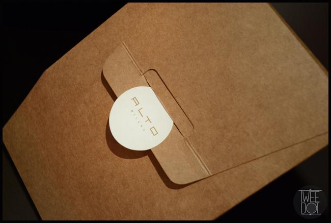 Tweedot blog magazine - Alto Milano box