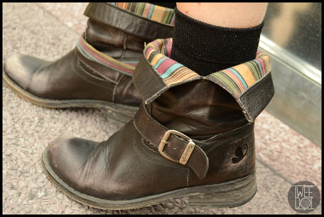 Tweedot blog magazine - Felmini boots e Alto Milano socks fashion week