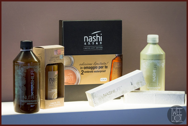 Tweedot blog magazine - Nashi Argan Limited Gift Edition cofanetto beauty