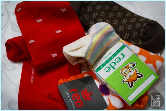 Tweedot blog magazine - Red Sox Appeal calze e calzini Made in Italy per tutta la famiglia