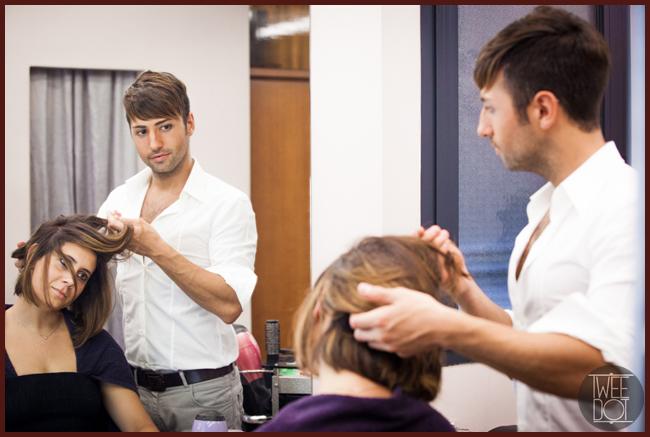 Tweedot blog magazine - come applicare l'olio di argan Nashi sui capelli