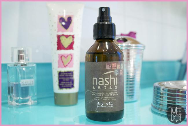 Tweedot blog magazine - prodotti Nashi Argan per capelli e corpo con olio di argan