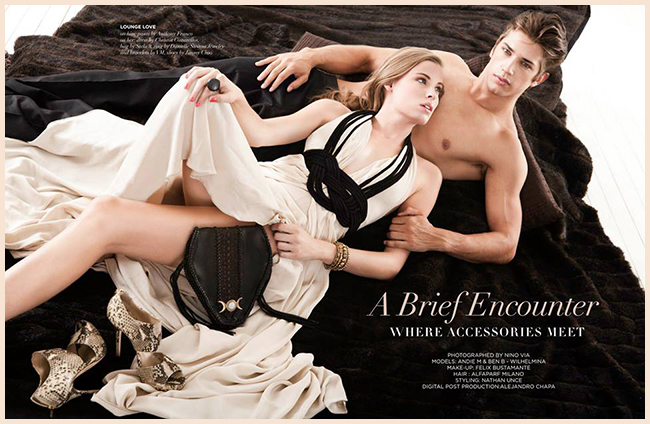 Tweedot blog magazine - LA Magazine Josh Banks hairstylist Alfaparf Milano