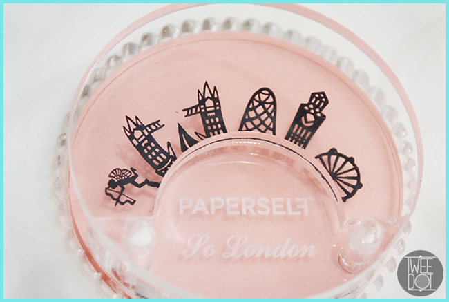 Tweedot blog magazine - Paperself Paperlashes London
