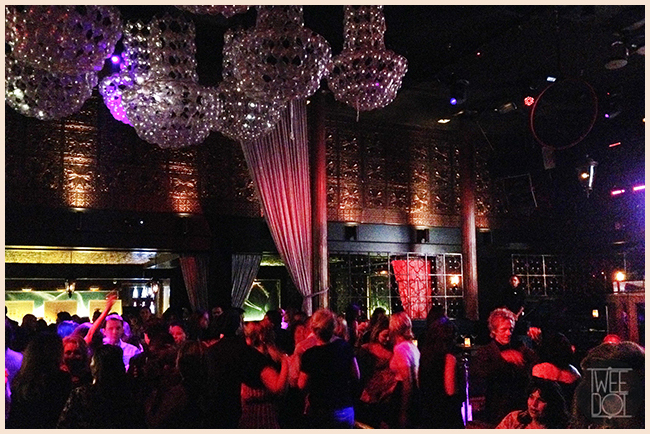 Tweedot blog magazine - Semi di Lino Alfaparf Milano hairstyle at Greystone Manor Los Angeles West Hollywood club