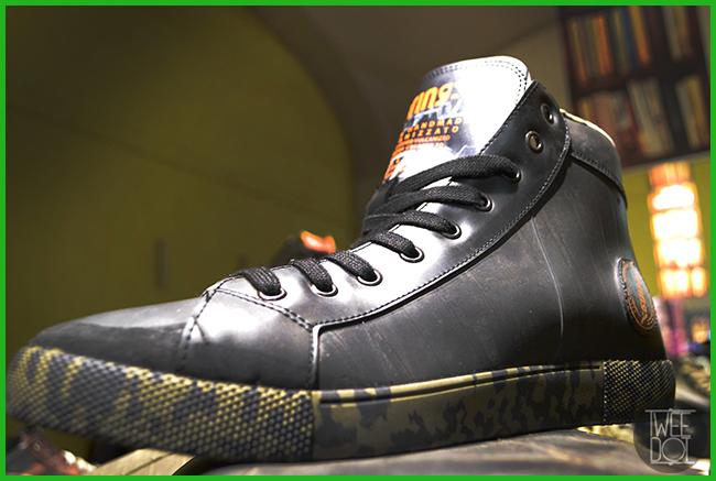 Tweedot blog magazine - Springa scarpe da uomo Made in Italy create con i pneumatici