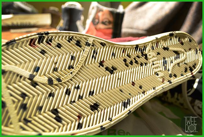 Tweedot blog magazine - Springa sneakers in vulcanizzato handmade in Italy